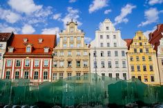 In the rynek Wroclaw: Just Another Gorgeous Polish City #Poland
