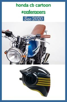 Honda CB 250 RS 1981 Front Left Replica//Replacement Indicator