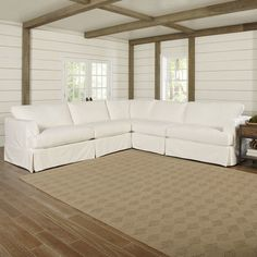 """You'll love the Clausen 126"""" Sectional Sofa at Joss & Main - With Great Deals on all products and Free Shipping on most stuff, even the big stuff."""