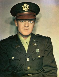 Van Heflin IN UNIFORM IN WW2
