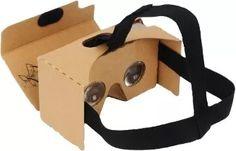 nuevos visores google card board 2.0 realidad virtual 3d vr