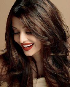 Must Know Tips For Long Lasting Hair Color Hair Color 2017, Color Your Hair, Cool Hair Color, Beautiful Bollywood Actress, Most Beautiful Indian Actress, Aishwarya Rai Makeup, Aishwarya Rai Bachchan, Fall Hair Colors, Hair Colours