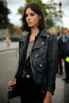 wanting a motorcycle jacket for the first time in my life lol at 48!