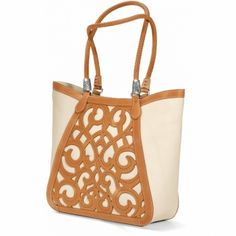Genevieve Tote available at #BrightonCollectibles