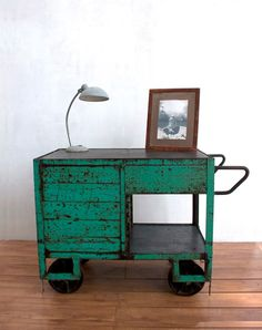 Cocktail bar or side table