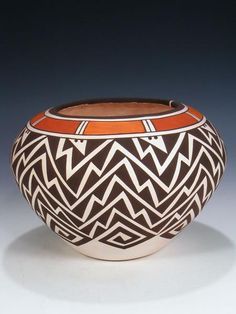 Acoma Pueblo Pottery by Myron Sarracino - PuebloDirect.com - 1