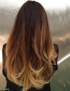 омбре на темно каштановые волосы: 18 тыс изображений найдено в Яндекс.Картинках