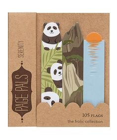 Look at this Serenity Page Pals Flag - Set of Two on #zulily today!
