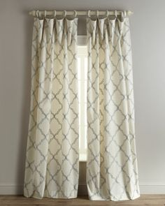 """Legacy Home """"Elysian"""" Curtains - Horchow"""