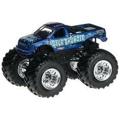 "2011 SHARK WRECK - 1:24 Scale (Large Version) Hot Wheels Monster Jam Truck with Monster Tires, Working Suspension and 4 Wheels Steering by Mattel. $32.00. Official Monster Jam Truck. Die-Cast Metal a Body and Plastic Parts. 1:24 Scale (Dimension : 7"" L x 5-1/2"" W x 4-1/2"" H). Realistic Details with Monster Tires,Working Suspension and 4 Wheel Steering. Authentic, licensed Monster Jam trucks with power, attitude, excitement and action! These 1:24 Monster Jam trucks have d..."