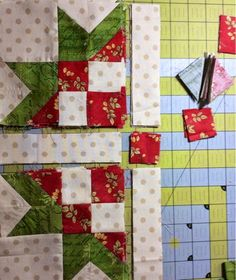 Sew Scandi continues... Thank you Sherri for rearranging my turn on the hop. Here are my blocks and my process. I don't have muc...