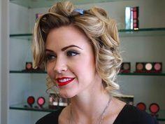 Old Hollywood Glamour Make-Up | old hollywood glamour make-up
