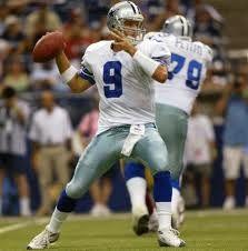 Dallas Cowboys - Tony Romo