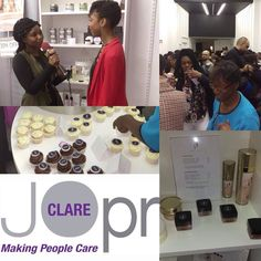 It's going down for real! @atbarldn open to the public! @Premae #MMFoundation 16: Sarsaprilla SOLD out in 1hr!!! Award winning @claireclottey is in the building being filmed by #hairTalkShow 100 guests tucking into @mercystreats delicious cakes. Great vibes!! #blackgirlmagic #blackownedbusiness #brownbeauty #letsgo!