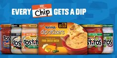 Free Tostitos Dip – Mailed Coupon