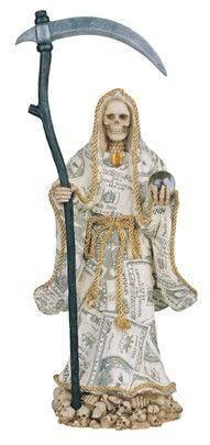 XTI31659 Santa Muerte