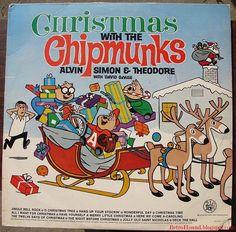 Alvin and the Chipmunks 1950s   Good ole Days   Pinterest   Chipmunks