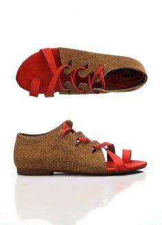 Gio Sandals @Markafoni