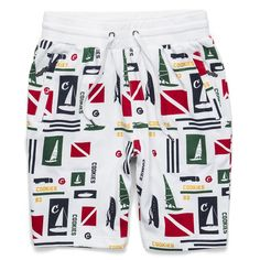 Bermuda Triangle Shorts