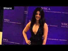Priyanka Chopra stuns in glamorous low-cut ruffled gown Priyanka Chopra ...