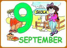 Weather Seasons, September, Comics, School, Cas, Cartoons, Comic, Comics And Cartoons, Comic Books