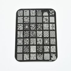 1-Pc Delightful Popular Hots Nail Art Stamping Stencil DIY Manicure Kits Printing Plates Model Style XY-03 >>> To view further for this item, visit the image link.