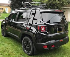 Jeep Mods, Car Mods, Accesorios Jeep Renegade, Jeep Wrangler Renegade, Jeep Wrangler Accessories, Off Road, Jeep 4x4, Roof Rack, Jeep Life