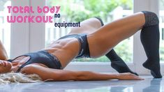 Fitness Workout - Total body workout (no equipment)