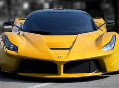 #17 Ferrari, LaFerrari: $1.3 Million  The Italian LaFerrari features a hefty 949 horsepower, and with a hybrid electric engine or Kinetic Energy Recovery System (KERS), the power output is increased even further. This super-car reaches speeds estimated at 230 mph! It has the highest power output of any Ferrari, while delivering a decreased fuel consumption by 40%. There's a limit of 499 cars available!