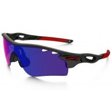 c34cd5269df Oakley RadarLock Path Polarized sunglasses Matte Black Ink frame   Oo Red Iridium  Polarized lens