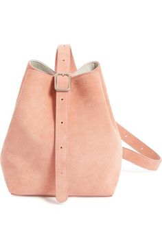 Creatures of Comfort Medium Suede Apple Bag available at #Nordstrom