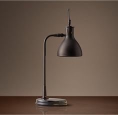 Enrico Metal Task Table Lamp
