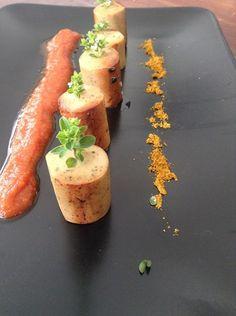 Currywurst vo de Hildegard (veganized)