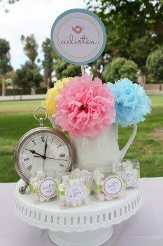Stylish Childrens Parties: Alice In Wonderland-inspired Birthday Tea Party
