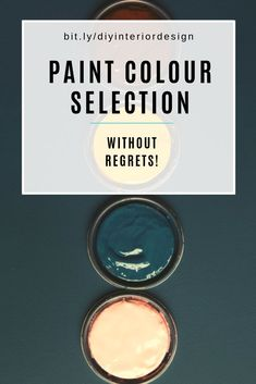 Not sure which paint colour to choose? Take this course to stop second guessing yourself. This online course gives you the tips you need to choose the right paint colour the first time. Dark Paint Colors, Interior Paint Colors, Interior Design Tips, Interior Ideas, Coordinating Paint Colors, Split Complementary Colors, Rooms Ideas, Rustic Style, Rustic Modern