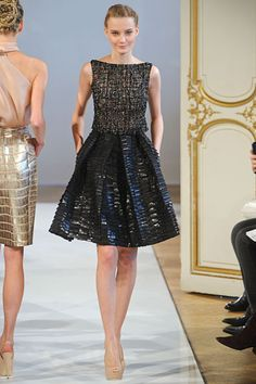 Christophe Josse Couture. Spring 2012 Couture