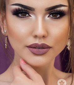 eyeshadow with pink lipstick by - see more eyeshadow ideas . - Black eyeshadow with pink lipstick by – see more eyeshadow ideas … – -Black eyeshadow with pink lipstick by - see more eyeshadow ideas . - Black eyeshadow with pink lipstick by – see. Bride Makeup, Glam Makeup, Makeup Inspo, Makeup Inspiration, Makeup Tips, Hair Makeup, 1980 Makeup, Makeup Monolid, Uk Makeup