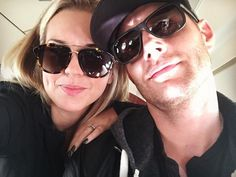 """92 Likes, 1 Comments - """"Where's your Moose?"""" (@mishacklecki67) on Instagram: """"Briana and Jensen have an amazing friendship❤️-lyss #supernatural #spnfamily #jensenackles…"""""""
