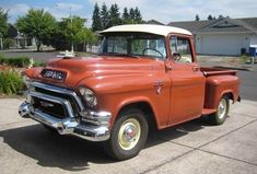 Hemmings Find of the Day – 1955 GMC 100 Series
