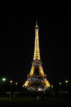 Sparkling Eiffel Tower - Paris - France | Flickr - Photo Sharing!