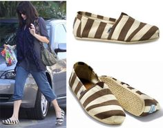 wow, it is so cool. I also want to own one. Toms shoes.$22.5