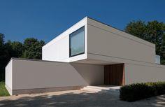 cubyc architecten / huis h-s, brugge