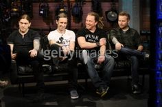 """Shinedown Visits Fuse's """"Top 20″"""