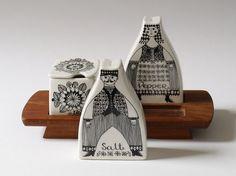 Vintage+Figgjo+Flint+Ceramic+MAN++WOMAN+Norwegian+by+NordicForm,+£60.00