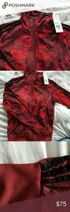 Adidas Originals Firebird Jacket Authentic NWT Adidas Tops Sweatshirts & Hoodies