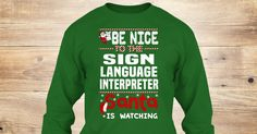If You Proud Your Job, This Shirt Makes A Great Gift For You And Your Family.  Ugly Sweater  Sign Language Interpreter, Xmas  Sign Language Interpreter Shirts,  Sign Language Interpreter Xmas T Shirts,  Sign Language Interpreter Job Shirts,  Sign Language Interpreter Tees,  Sign Language Interpreter Hoodies,  Sign Language Interpreter Ugly Sweaters,  Sign Language Interpreter Long Sleeve,  Sign Language Interpreter Funny Shirts,  Sign Language Interpreter Mama,  Sign Language Interpreter…