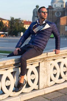 Stefano Zulian per Jubo Blogger Fashio Style for Man