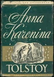 Anna Karenina - Think I only loved it because of my English teacher, but I loved it nonetheless:)