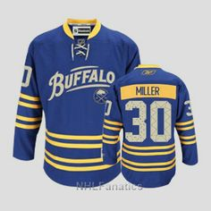 Custom Reebok Buffalo Sabres Jersey Customized Navy Blue New Third Men NHL  Jerseys 412348536