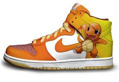 new style 263e1 3e6c8 Charmander Shoes Baskets, Cool Pokemon, My Pokemon, Pokemon Stuff, Game Boy,